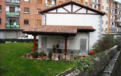 Renovación de tejado y porche en Orduña